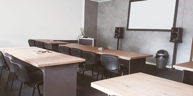 Der neue Schulungsraum und Seminarraum in Köln 3
