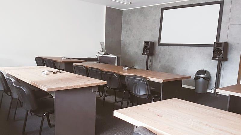 Der neue Schulungsraum und Seminarraum in Köln 1